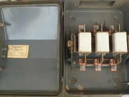 Рубильник электрический 100 ампер