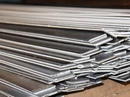Рубка металла гильотиной
