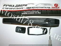 Ручка двери 2108 наружная левая ЛОГО Д