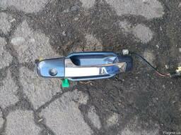 Ручка двери передняя левая (наружная) 82650-3E020XX на Kia S