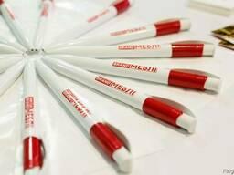 Ручки с логотипом. Печать на ручках