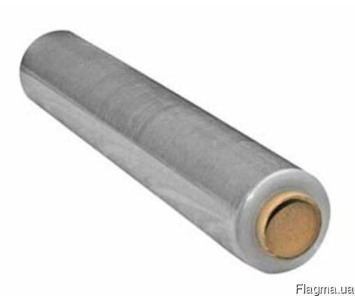 Ручная стрейч (стретч) пленка LLDPE вторичная (30/70)