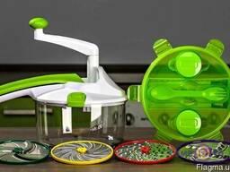 Ручний комбайн - овочерізка Рото Чамп Roto Champ
