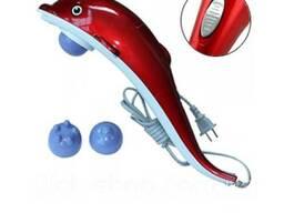 Ручний массежер Дельфін з USB для тіла Dolphin