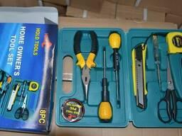 Ручний набір інструментів для дому Home Оwner's Tool Set 8