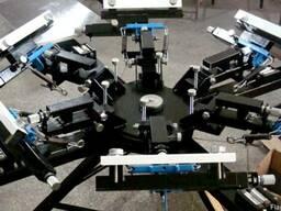 Ручное оборудование для трафаретной печати. Станок 4х6