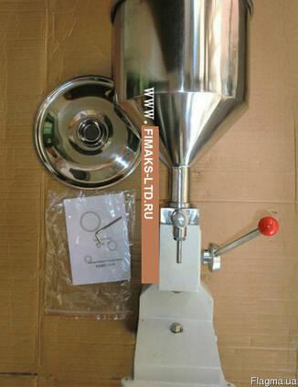 Ручной дозатор для пастообразных продуктов от 5 до 50 мл.