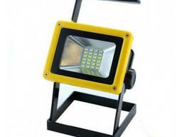 Ручной прожектор с полицейской мигалкой X-Balong 204 30 W. ..