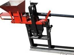 Ручной станок для производства кирпича Лего