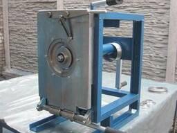 Ручной универсальный станок для изготовления гофроколена