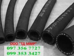 Рукав резин напор с нит усил для комбайнов ТУ 38-105-372-83