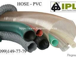 Рукава для вентиляции и кондиционирования PVC