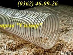 Полиуретановые шланги для подачи дроби, песка, гранул