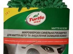 Рукавица для мойки авто Turtle wax - фото 1