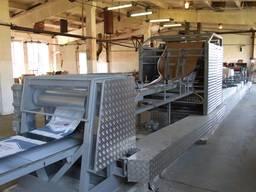 Оборудование для производства бумажных мешков (линия ДМ-52)
