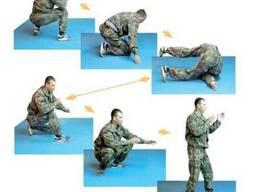 Рукопашный бой, система Кадочникова, самооборона, Днер