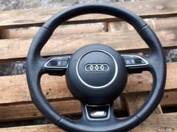 Руль, рулевое колесо Audi A4 B8 Lift, A5.