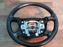 Рулевое колесо audi a6 c5 avant 2.5 tdi 98-00 без подушки
