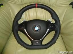 Рулевое колесо BMW X5 E70 2006-2013 авторазборка б\у
