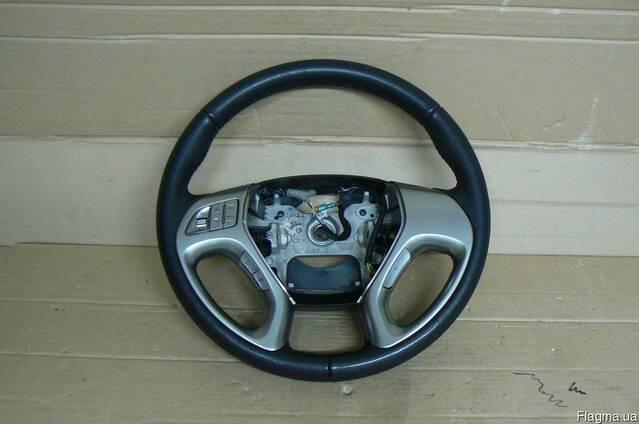 Рулевое колесо Hyundai ix35 2012-2014 разборка б\у