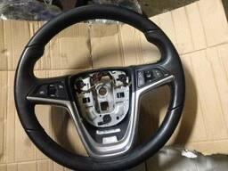 Рулевое колесо руль Opel Astra J Meriva B 13351021 13251692