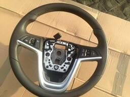 Рулевое колесо руль Opel Insignia 13316540 13306881 SRI. ..