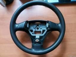 Рулевое колесо (руль) в отличном состоянии на mazda 6 GG