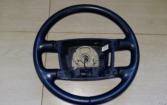 Рулевое колесо Volkswagen Phaeton 2002-2016 авторазборка б\у
