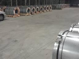Рулон оцинкованный 2мм ширина 1250мм купить цена склад