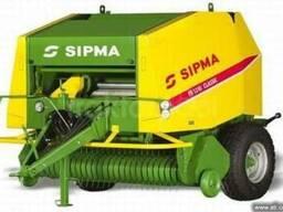 Рулонный прес - подборщик SIPMA