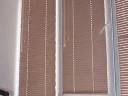 Алюминиевые жалюзи на окна. Жалюзи венус. Буча, Ирпень,