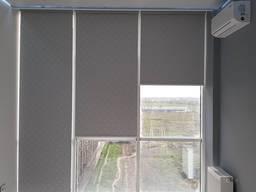 Рулонные шторы: в спальню, офис, на кухню и балкон, Одесса