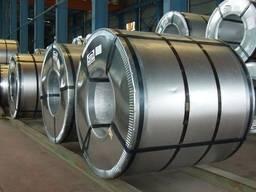Рулоны х/к стальные толщ. 0, 4мм, 0, 5мм, 0, 6мм, 0, 9мм, 1, 0мм