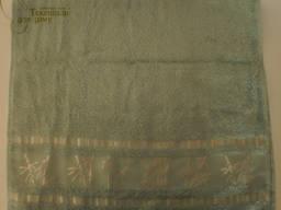Рушник 50х90, 450гр / м2, 16/1, Бамбук м'ята 9330