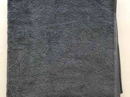 Рушник 70х140, 450 гр/м2, 16/1 сірий код 4996