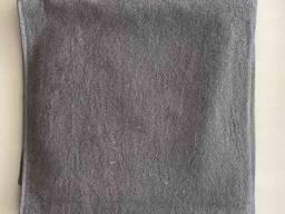 Рушник 70х140, 500 гр/м2, 20/2, сірий код 3973