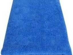 Рушник махровий 70*140 см синий
