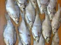 Рыба густера вяленая