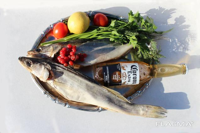 Рыба вяленая в ассортименте оптом в Украине