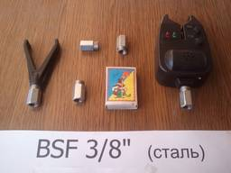 Рыбацкая гайка для Род Пода BSF для вкручивания сигнализатора