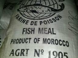 Рыбная мука пр-ва Марокко!