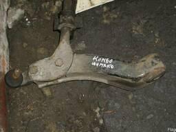 Рычаг передней подвески нижний левый / правый Opel Combo B (