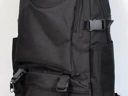 Рюкзак для военнослужащих на 45 л. черный