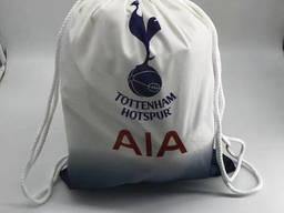 Рюкзак-мешок для хранения и переноса вещей Тотенхем