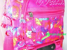 Рюкзак ранец для Девочки школьный. Для начальной школы