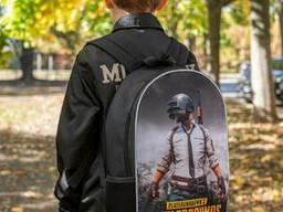 Рюкзак школьный подростковый. Battlegrounds (PUBG)