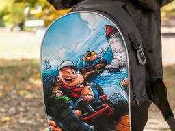 Рюкзак школьный подростковый. Моряк Попай Popeye the Sailor