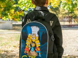 Рюкзак школьный подростковый. The Simpsons (Симсоны)