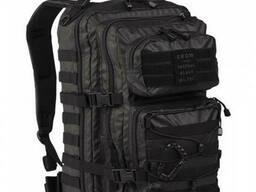 Рюкзак штурмовой большой Mil-Tec 36 л черный