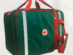 Рюкзак спасателя сумка медицинская 35х25х51 со вкладышами